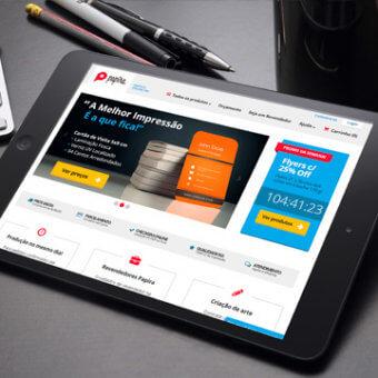Papira black friday – E-mail Marketing