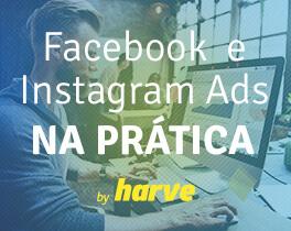 fb insta prática Curso de Facebook e Instagram Ads na Prática